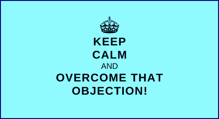 telephone sales objection handling